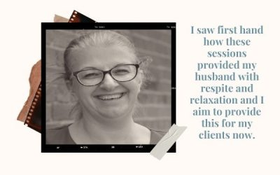 Becca's journey into complementary therapies